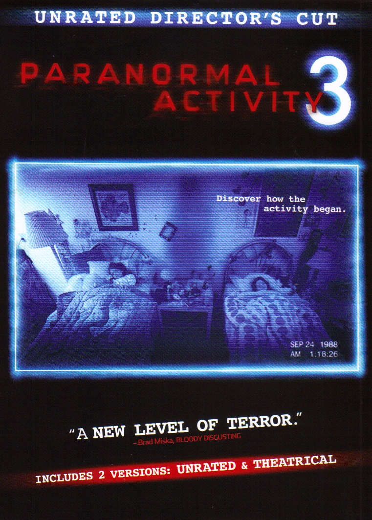 Paranormal Activity 3 Sexuality